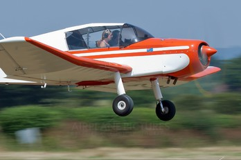 G-BWAB - Private Jodel D140 Mousquetaire