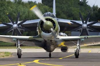 G-BZMY - Private Yakovlev Yak-11