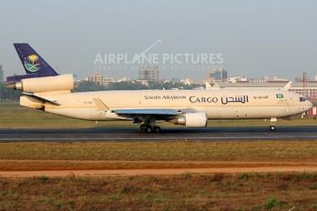 HZ-ANB - Saudi Arabian Cargo McDonnell Douglas MD-11F