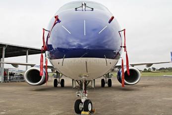 PR-EAF - Azerbaijan Airlines Embraer ERJ-190 (190-100)