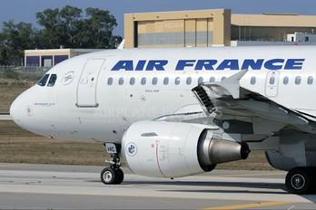 F-GRHC - Air France Airbus A319