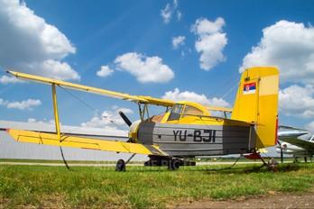 YU-BJI - JAT Privredna Avijacija Grumman G-164 Ag-Cat