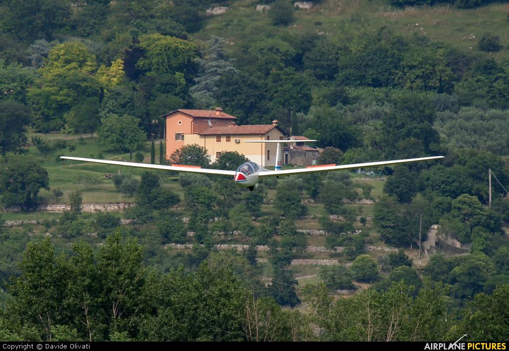 Private I-IAVS aircraft at Verona - Boscomantico