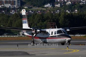 D-IABD - Air Tempelhof Aero Commander 680FL Grand Commander