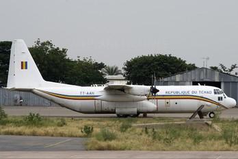 TT-AAH - Tchad - Government Lockheed C-130H Hercules
