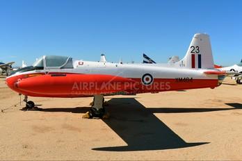 XM464 - Royal Air Force BAC Jet Provost T.3 / 3A