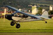 OM-M808 - Private Zlín Aircraft Savage Cub aircraft