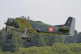 F-AZKG - Private North American T-28A Fennec