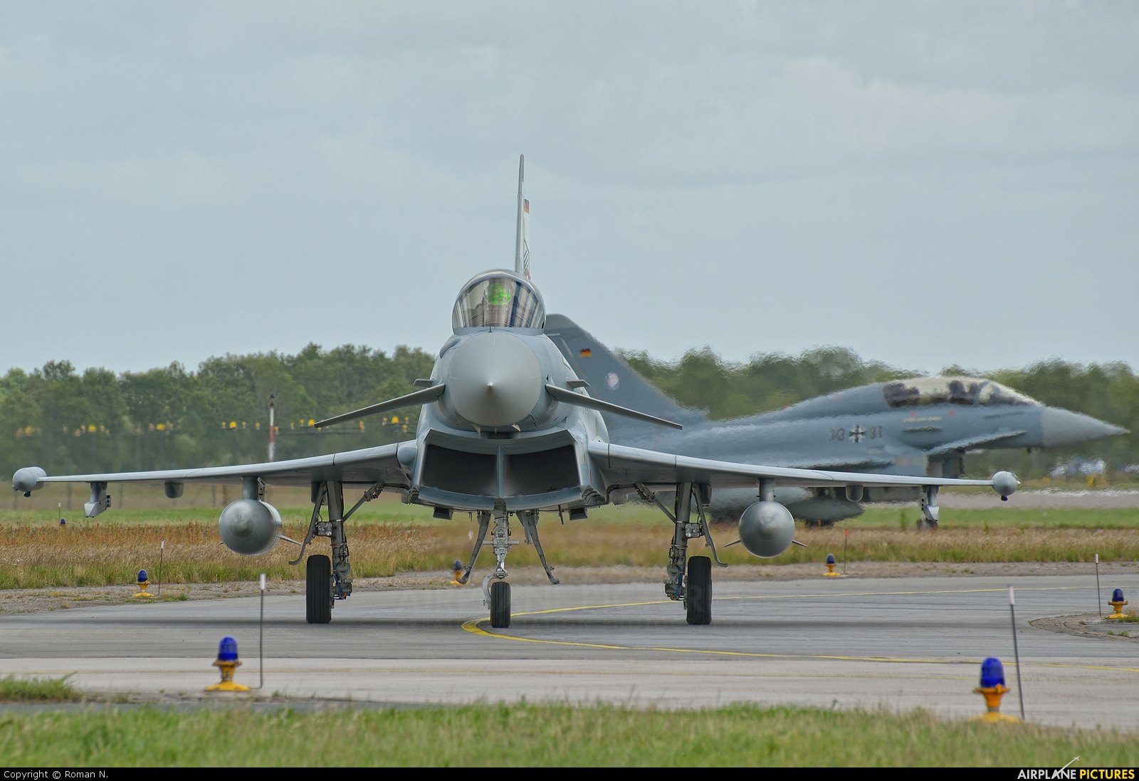 Germany - Air Force 31+00 aircraft at Wittmundhafen
