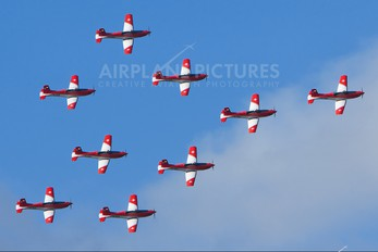 A-930 - Switzerland - Air Force: PC-7 Team Pilatus PC-7 I & II