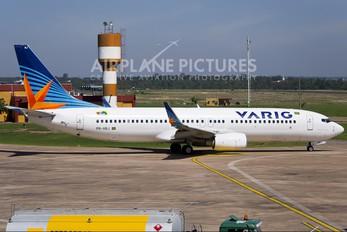 PR-VBJ - VARIG Boeing 737-800