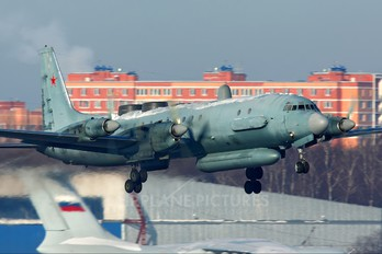 - - Russia - Air Force Ilyushin Il-20