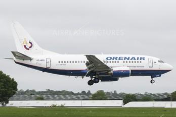 VP-BPE - Orenair Boeing 737-500