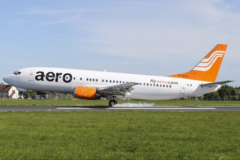 5N-BOC - Aero Contractors Nigeria Boeing 737-400