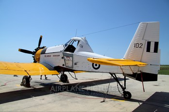 102 - Greece - Hellenic Air Force PZL M-18B Dromader