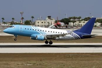 SU-GCT - Air Sinai Embraer ERJ-170 (170-100)