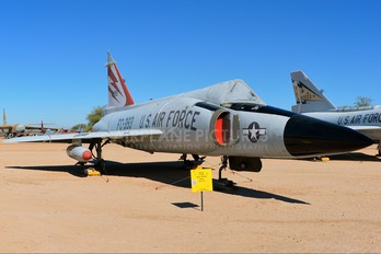 56-1393 - USA - Air Force Convair F-102 Delta Dagger