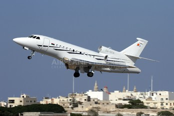 5A-DCN - Libya - Government Dassault Falcon 900 series