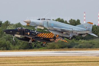 37+15 - Germany - Air Force McDonnell Douglas F-4F Phantom II