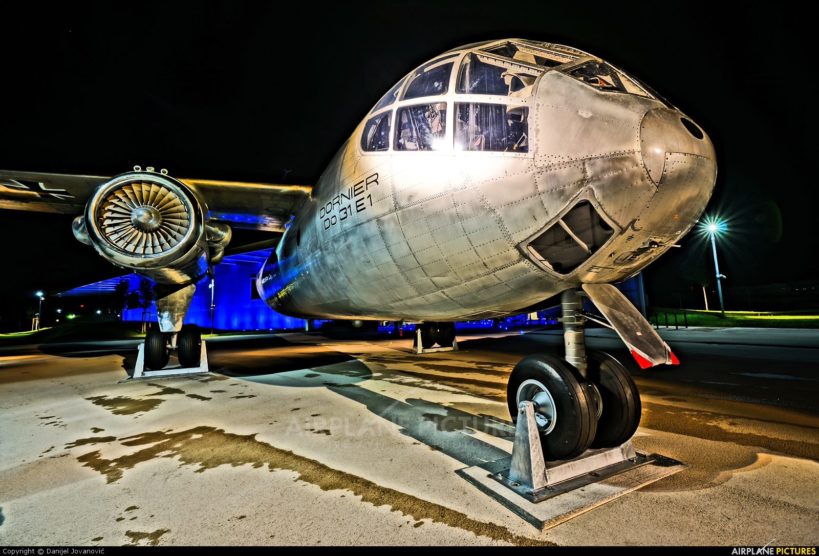 Germany - Air Force D-9530 aircraft at Friedrichshafen