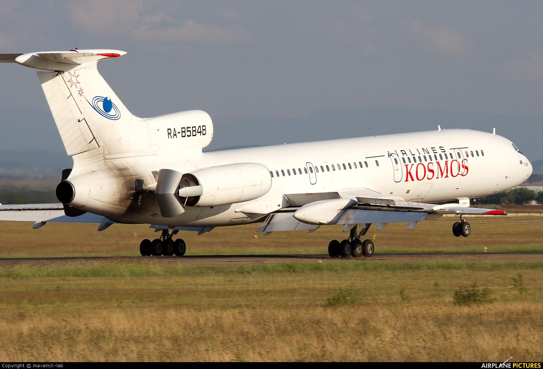 Kosmos Airlines RA-85848 aircraft at Simferepol Intl