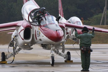 96-5614 - Japan - Air Self Defence Force Kawasaki T-4