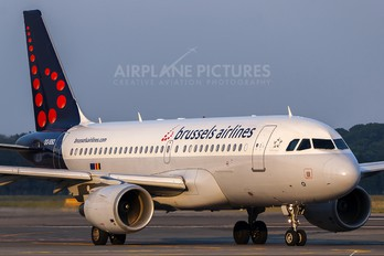 OO-SSQ - Brussels Airlines Airbus A319