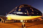 PR-EAF - Azerbaijan Airlines Embraer ERJ-190 (190-100) aircraft