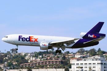 N399FE - FedEx Federal Express McDonnell Douglas DC-10F