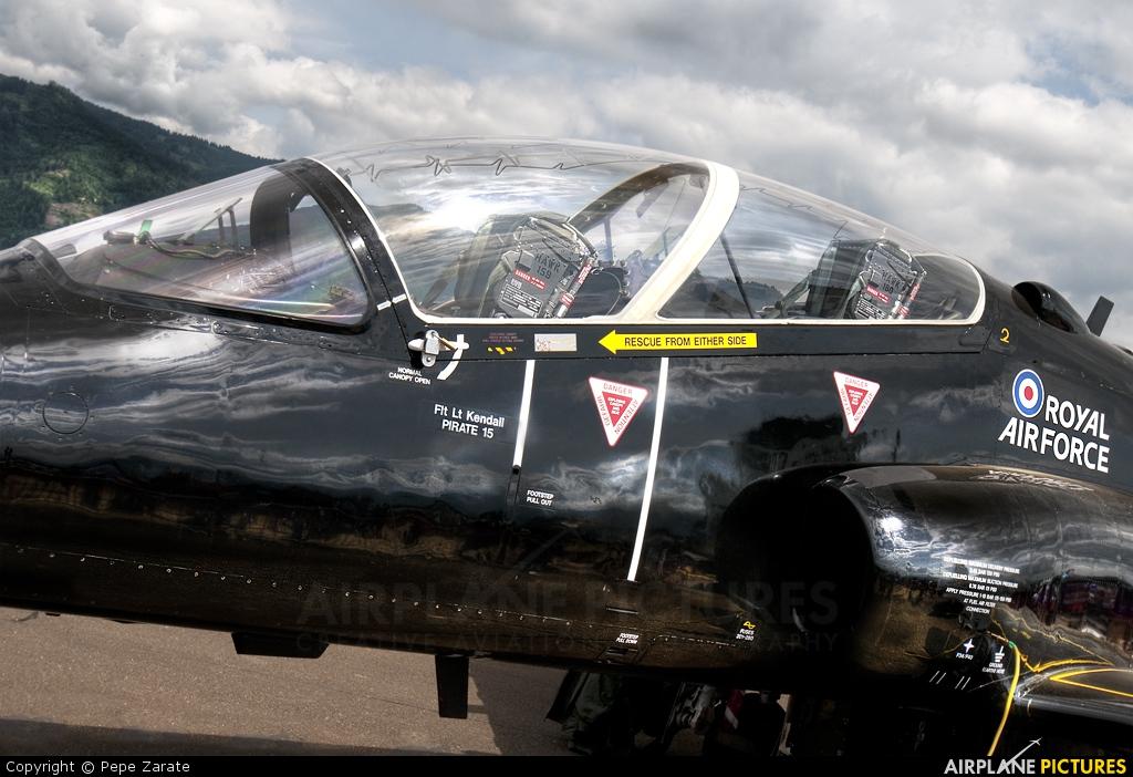 Royal Air Force XX321 aircraft at Zeltweg