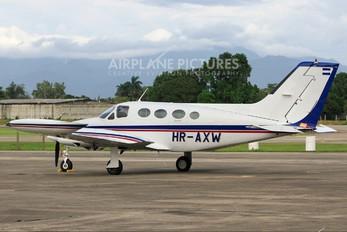 HR-AXW - Private Cessna 414