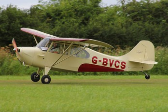 G-BVCS - Private Aeronca Aircraft Corp 7ECA Champion