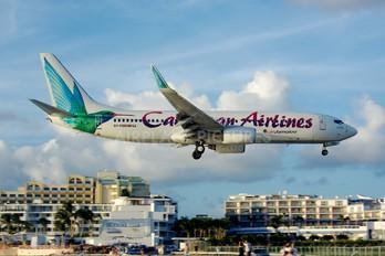 9Y-PBM - Caribbean Airlines  Boeing 737-800