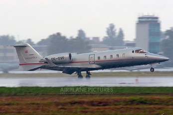 OE-GVF - Vistajet Learjet 60