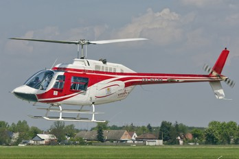OO-EGM - Private Bell 206B Jetranger