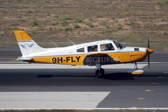 9H-FLY - Private Piper PA-28 Warrior