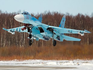 46 - Russia - Air Force Sukhoi Su-27