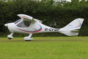 G-CFDP - Private Flight Design CTsw