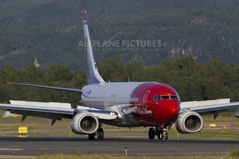 LN-NID - Norwegian Air Shuttle Boeing 737-800