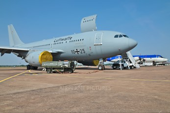 10+25 - Germany - Air Force Airbus A310-300 MRTT