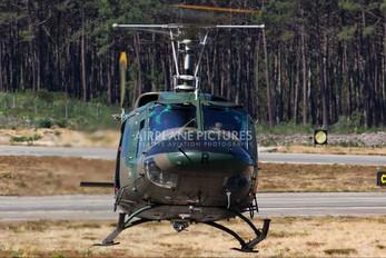 5D-HR - Austria - Air Force Agusta / Agusta-Bell AB 212