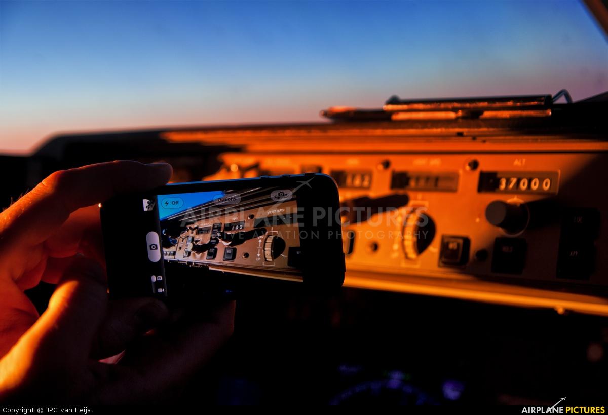 Cargolux LX-UCV aircraft at In Flight - International