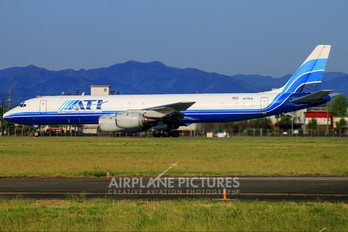 N721CX - ATI - Air Transport International Douglas DC-8