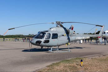 5523 - France - Air Force Eurocopter AS555AN Fennec