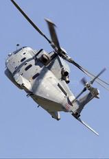 ZH850 - Royal Navy Agusta Westland AW101 / EH-101 Merlin
