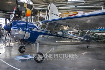 N3480V - Private Cessna 195 (all models)
