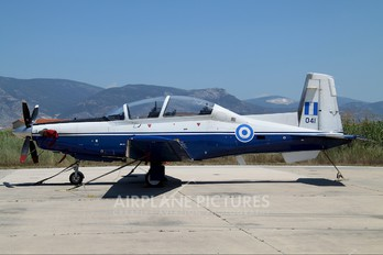 041 - Greece - Hellenic Air Force Hawker Beechcraft T-6A Texan II