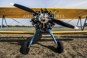 D-EWWB - Private Boeing Stearman, Kaydet (all models)