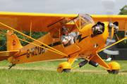 G-NCUB - Private Piper J3 Cub aircraft
