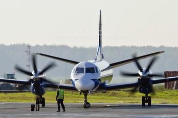 VP-BPR - Polet Flight SAAB 2000